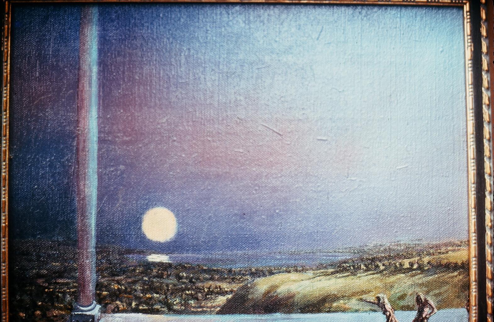 Moon Set 8