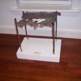 Fencerow Remains (on pedestal)